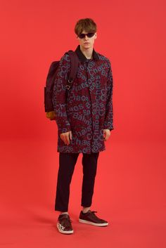 Undercover Spring 2015