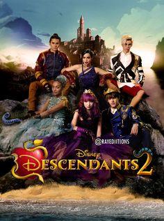 Fan Edit... Royal Cotillion |  Descendants 2 | RayB.™ @RayEdiitions