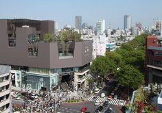 Tokyu Plaza Omotesando Harajuku - Picture gallery