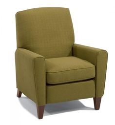 5966503M in by Flexsteel in Pinconning, MI - Digby Fabric Power High-Leg Recliner