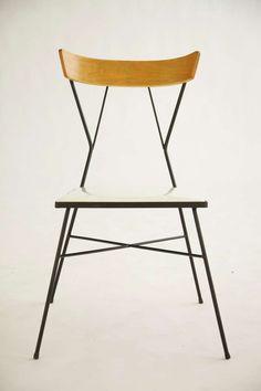 Paul McCobb, chair for Arbuck, 1935 #mcm #chair #paulmccobb