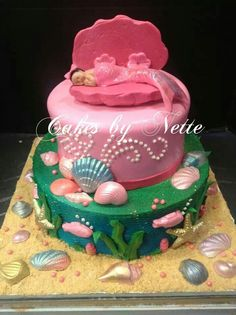 baby mermaids shower ideas mermaid baby shower cake mermaid cake baby