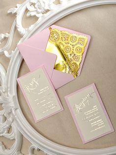 WEDDING INVITATIONS #4lovepolkadots #weddinginvitations #glittergold #glitter #gold #wedding #sparks #stars #glamour #bridal #bridetobe #weddingideas #weddingstyle #goldglitter #weddings #luxury #bride #invitations