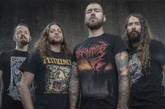 "Revocation's ""Communion"" to appear in upcoming 'Power Rangers' movie / Metal Blade Records   After releasing their sixth full-length, Great Is Our Sin, to critical acclaim last year, Revocation will now also be featured in the upcoming 'Power Rangers' movie for the album track ""Communion"". USA fans can hear the song when the film is released in theaters on March 24th; to listen online, please visit: https://soundcloud.com/metalbladerecords/revocation-communion"