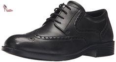 Ecco ECCO HAROLD, Derby homme - Noir (BLACK01001), 48 EU - Chaussures ecco (*Partner-Link)