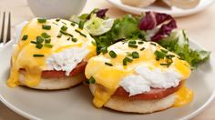 How to poach eggs for a crowd: Use a muffin tin!