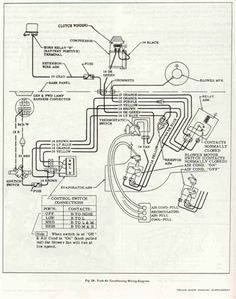 electric  2 speed wiper wire diagram