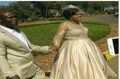 shweshwe wedding dresses 2018 Ethnic Clothes, Ethnic Outfits, Wedding Dresses 2018, Prom Dresses, Formal Dresses, Dream Ring, Lady, Design, Style