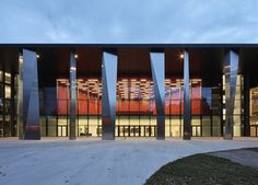 Gallery of Convention Centre Strasbourg / Dietrich | Untertrifaller Architects + Rey-Lucquet et associés - 1