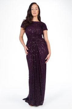 i was excited to discover Tadashi Shoji --got my New Years Eve dress from them-- and their sizes go up to 24 :)