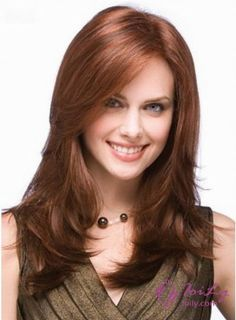 Light brown/red hair (Love this hair color)