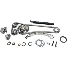 2000 Nissan Frontier Front Suspension Absorber and Rod and