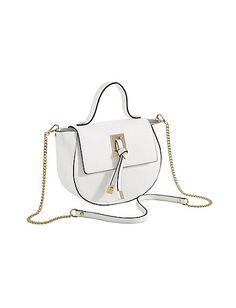 Tasche mit Überschlag