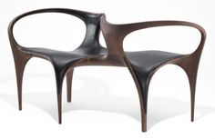 Zaha Hadid's final furniture collection for David Gill based on antiques
