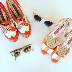 ❤️ Things Are Looking Peachy... Keen! Lovely Post Of New Arrivals From Stockist @dandyboutique In Charleston, SC! If You're In Or Around Go & Shop Their Lovely Boutique! ❤️❤️❤️