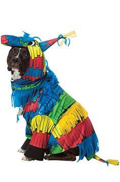26206e41ce Funny Pinata Dog Halloween Costume Cat Costumes, Pet Halloween Costumes,  Wholesale Halloween Costumes,