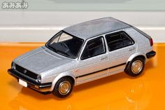 Volkswagen Golf II CLI - Vintage Neo  1/64  Tomica