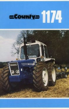 Ford 3000 Tractor original Finland Finnish Brochure Agriculture A4 size