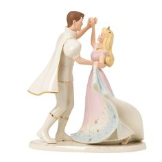 Disney Wedding Cake Toppers by Lenox | Disney Engagement Rings