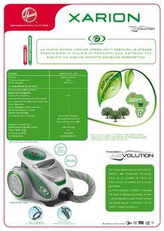 HOOVER   TRAINI GREEN RAY [BROCHURE] - http://www.complementooggetto.eu/wordpress/hoover-traini-green-ray-brochure/