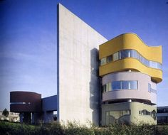 John Hejduk Wall house: