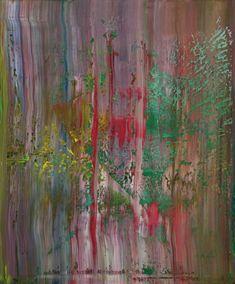 Abstract Painting [654-1] » Art » Gerhard Richter