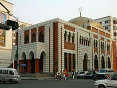 synagogue in Harbin, China - Google Search