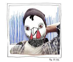 #Poule #Poulette #Chicken le poulet du jour / 14-11-12