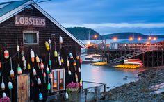 Bar Harbor, Maine - The 50 Best Romantic Getaways | Travel + Leisure