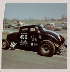 33 Willys - Gasser