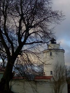Suurupi rear lighthouse, Estonia