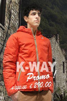 Abbigliamento Mucci - K-WAY