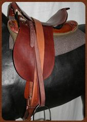 Great Saddler that specializes in British UP pattern equipment as used by the New Zealand and Australian Light Horse