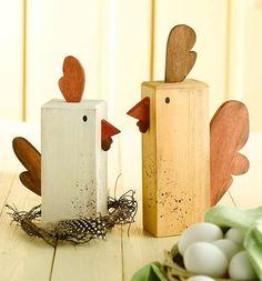 Decorative wooden cubes (kreativ.kompakt.)