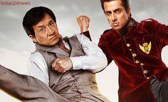 Sonu Sood Invites Jackie Chan to India, May Meet Salman Khan