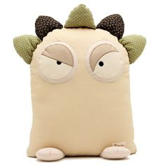 Potto Handmade Monster Cushion