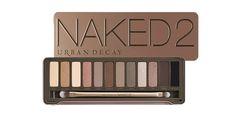 paleta de sombras da urban decay naked 2