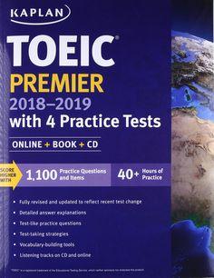 Toeic Bridge Practice Test Ebook
