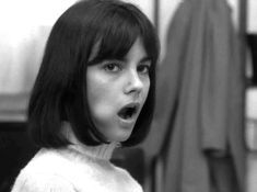 "Chantal Goya in Masculin Féminin (1966)- if you haven't seen it,"" do yourself a favor and find a copy to watch immediately."