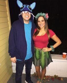 Lilo and stitch couples costume