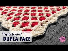 Baby Knitting Patterns, Crochet Stitches Patterns, Crochet Designs, Stitch Patterns, Crochet Double, Annie's Crochet, Crochet Videos, Crochet Flower Squares, Crochet Flowers
