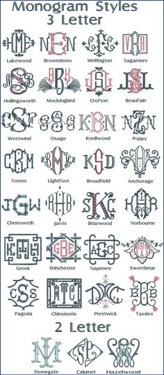 Embroidered Monogram fonts, Monogrammed linen, Monogram styles, White Hemstitch Linen Place mats x 20 Material: Cotton Linen Blend In Notes to Seller list Initials for Embroidery Designs, Embroidery Monogram, Embroidery Fonts, Hand Embroidery, Machine Embroidery, Cricut Monogram, Monogram Fonts, Monogram Letters, Free Monogram