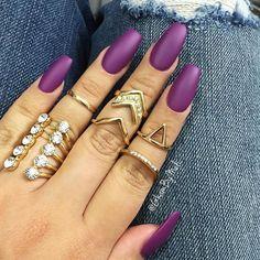 "✨ @glambymeli  Polish : "" Hypnotic"" @zaporaofficial  __________________________________________  #nails #nail #beauty #pretty #girl #girls  #sparkles #styles #gliter #nailart #art #opi  #essie #unhas #preto #branco #rosa #love #shiny #polish #nailpolish #nailswag #anastasiabeverlyhills #vegas_nay #wakeupandmakeup #hudabeauty #instanails #notpolish #instanails #notd"