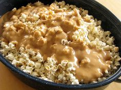 Paula Deen's Caramel Corn | Gluesticks