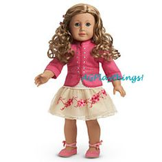 NEW REPLACEMENT MASHED CAMOS ONLY American Girl Kaya  FOODS