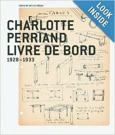 charlotte perriand livre de bord arthur ruegg 9783764370374 amazoncom