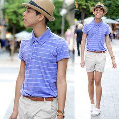 ->> MORE ON: http://goo.gl/3HuZ7k <<-  #purple #brown #white #black #sneakers #asos #bershka #zara #pullandbear #style #streetstyle #street #guyswithstyle #menswear #menstyle #menfashion #fashionblog #fashionblogger #chic #casual #classic #summer #spring #blue #stripes #hype #lookbook #elegant #sporty #minimal #vintage #preppy #dapper #spain #spanishblog #men #guy #ootd #ootdmen #instagram