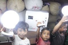 Quetsol's solar kits: providing reliable electricity to rural communities in Central America.