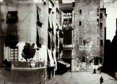 Plaça Nova.1900