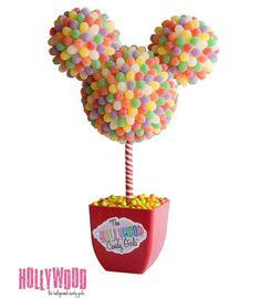 decorazione con caramelle